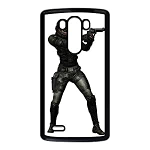 Diy Phone Cover Soldier for LG G3 WER348856
