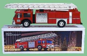 Hess 1986 Fire Truck Bank