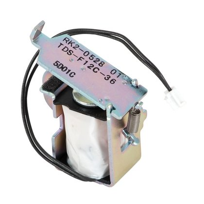 HP RK2-2729-000CN Solenoid (SL2) - Controls paper pickup roller for tray 2