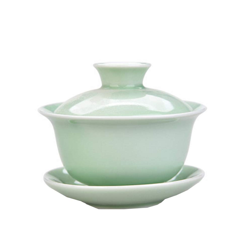 Kylin Express Vintage Handmade Ceramic Pottery Porcelain Tea Accessories,Chinese & Japanese Style Kungfu Tea Set#E
