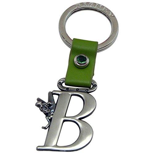 (Tinkerbell Letter B Peter Pan Disney Pewter Keychain)