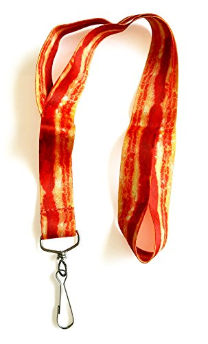 Bacon Lanyard