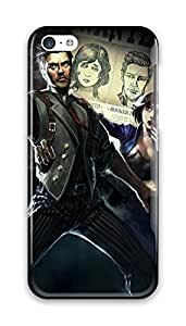 FUNKthing BioShock PC Hard new cool iphone 5c cases for guys
