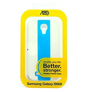 ZCL Better and Stronger TUP with PC Soft Frame Case for Samsung I9500/4S , Green