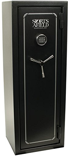 Fire Rated Gun Safe (Sports Afield SA5520 Standard Series Gun Safe (Gun Capacity: 14 + 4))