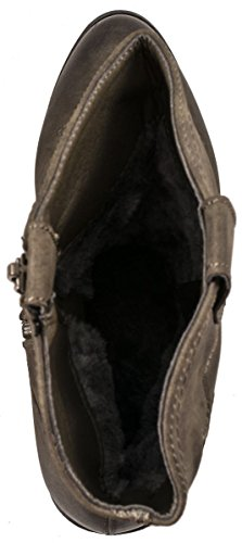 Elara - Botas De Vaquero Mujer Verde