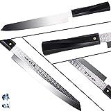 TUO Sashimi Sushi Yanagiba Knife - Japanese Kitchen