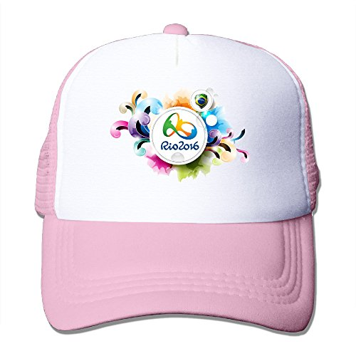 Olympics Games The 2016 Rio De Janeiro Unisex Caps Pink Size One Size (Coupons For Party City 2016)