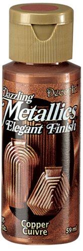 DecoArt Dazzling Metallics 2 Ounce Acrylic