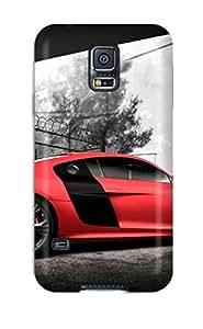 LatonyaSBlack HkJjFXm9717RHApO Protective Case For Galaxy S5(audi R8 Gt)