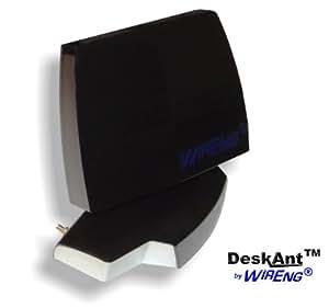 DeskAnt™ for Sierra Wireless AirCard 802 AC802 10dBi Wide-Band 3G + 4G Desktop Orientable Dual Antenna