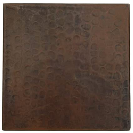 Hammered Copper Tile Glass Tiles Amazoncom