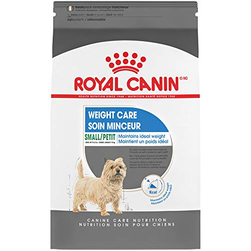 Royal Canin Canine Care Nutrition Small Weight Care Dry Dog Food, 2.5-Pound