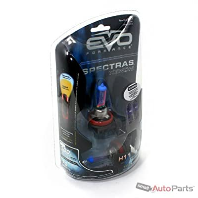 Cipa-Evo Formance Blue H11 Spectras Xenon Bulbs - Pair