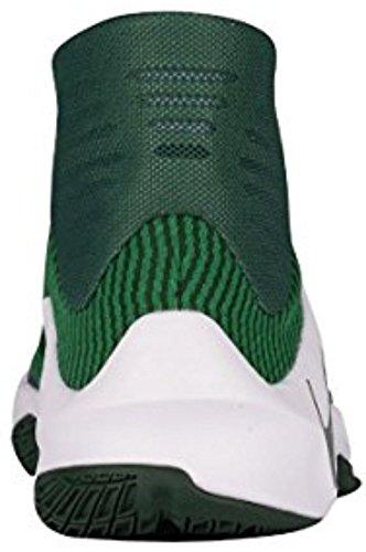 Nike Zoom Klart Ut Tb Menns Basketball-sko 844372-333_12.5 - Juvet Grønn / Kløft Grønn-furu Grønn