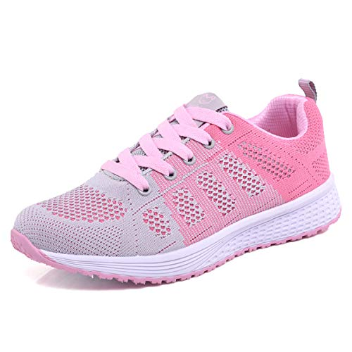 NEW WOMENS LADIES GO WALK SHOES SPORT GYM LIGHTWEIGHT SLIP ON CASUAL TRAINERS UK