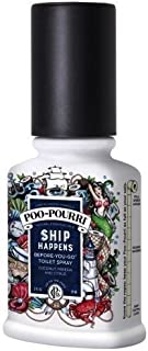 product image for Poo-Pourri Before-You-Go Toilet Spray 2-Ounce Bottle, Ship Happens Scent