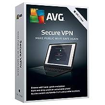 AVG Technologies AVG Secure Vpn, 1PC