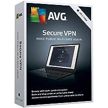 AVG Secure VPN, 1 PC 1 Year  [Key Card]
