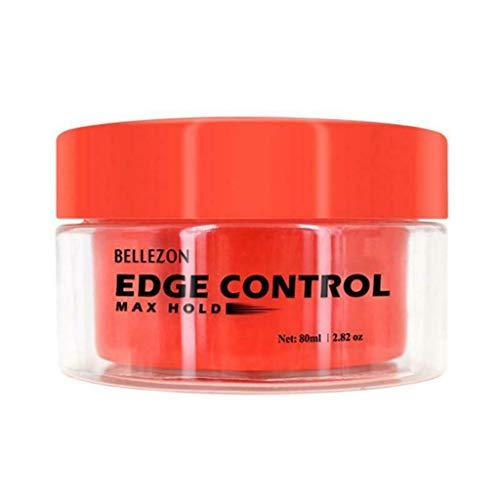 ❤️Jonerytime❤️Hair Oil Wax Cream Hair Oil Wax Cream Boundary Hair Styling Cream Broken Hair ()