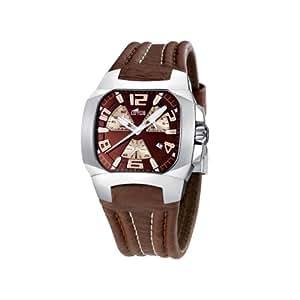 Lotus 15502/6 - Reloj de Caballero de Cuarzo, Correa de Piel