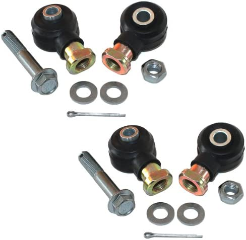 2000 2001 2002 Polaris 425 Xpedition 4x4 Inner and Outer Tie Rod Ends Both Sides