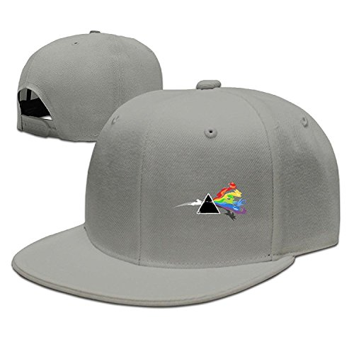 POY-SAIN Pink Floyd Eevee Evolution Hip Hop Cap Hat For Adult Black