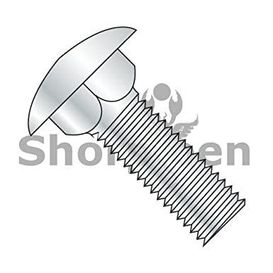Pack of 10 SHORPIOEN Carriage Bolt 18 8 Stainless Steel 5//16-18 x 1-1//4 BC-3120C188-10