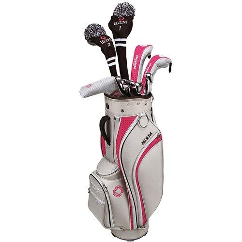 cleveland golf bloom max box set women 39 s left hand ladies import it all. Black Bedroom Furniture Sets. Home Design Ideas