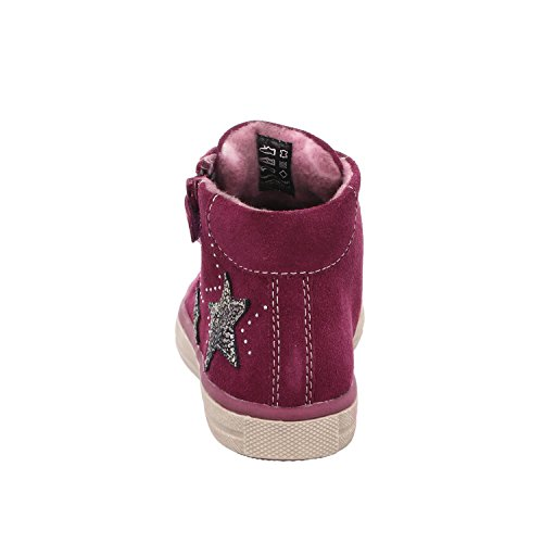 Fille Dk pink Lurchi Smink Montants Chaussons qxwwpgB