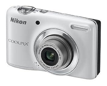 """Nikon Coolpix L24 Appareil photo numérique compact 10,1 Mpix Ecran 3""""  Zoom optique"""