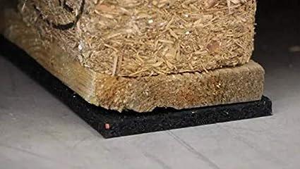 EPSS 2er Pack Antirutschmatten f/ür Ladungssicherung etc viele Gr/ö/ßen Made in Germany 150 x 100 x 5 mm zuschneidbar Paletten Waschmaschinen