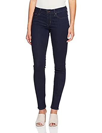 Levi's Women's 711 Skinny Jeans, Lone Wolf, 30 34
