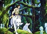 Princess Mononoke Anime - Studio Ghibli Collection - English Subtitle
