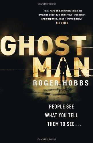 Ghostman by Hobbs, Roger (2013) Paperback