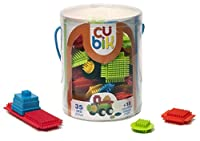 CUBIK Blocks Building Kit (35 Piece)