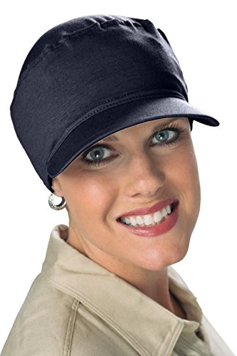 Softie Cancer Cap for Women in Chemotherapy Navy