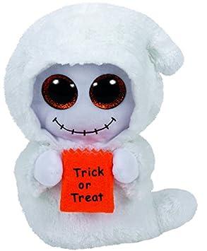 Ty TY37081 - Peluche Beanie Boos - Fantasma de Halloween Mist, ...