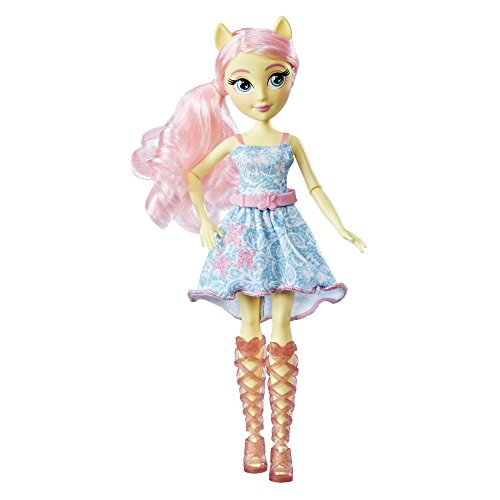 My Little Pony Equestria Girls Fluttershy Classic Style Doll]()