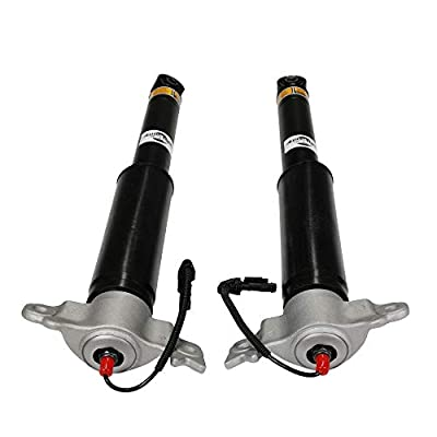 LuftMeister 84326293 84326294 Pair Rear Shock Absorber with Upper Mount Electric Assembly for Cadillac XTS 2013-2020: Automotive