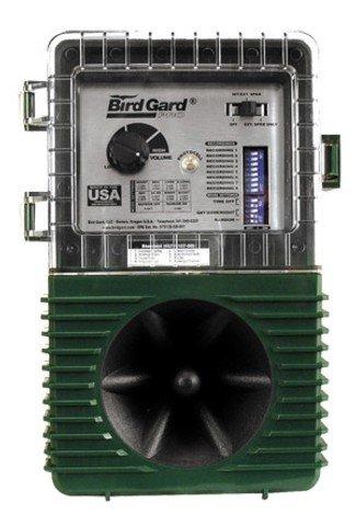 Bird Gard Pro Sonic Bird Repeller for 1.5 Acres - General/Agricultural