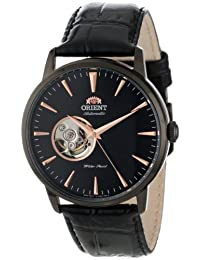 Orient Mens FDB08002B Esteem Open Heart Dial Watch