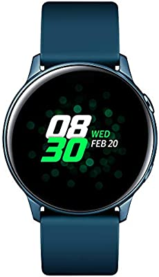 Samsung Galaxy Watch Active Reloj Inteligente Verde SAMOLED 2,79 cm (1.1