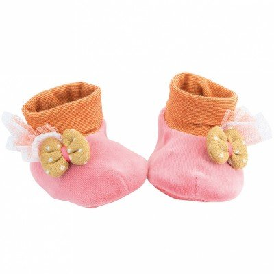 Chaussons rose Les Tartempois
