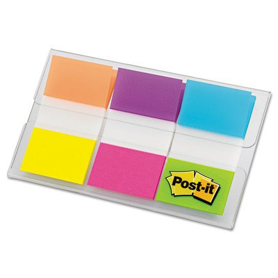 Flags with Portable Dispenser (Pack of 60) [Set of 2]