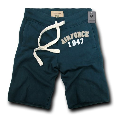 Rapiddominance Air Force Normandy Fleece Shorts