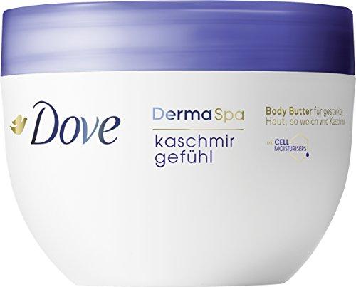 Dove DermaSpa Body Butter Kaschmirgefühl, 2er Pack (2 x 300 ml)