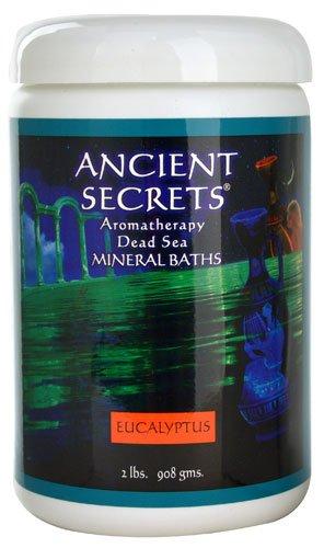- Ancient Secrets Aromatherapy Dead Sea Mineral Baths Eucalyptus -- 2 lbs - 3PC