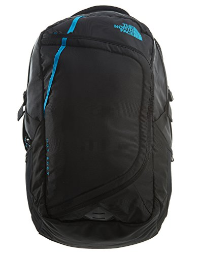 Shot Laptop Backpack - The North Face Hot Shot Laptop Backpack (Tnf Black/Hyper Blue)