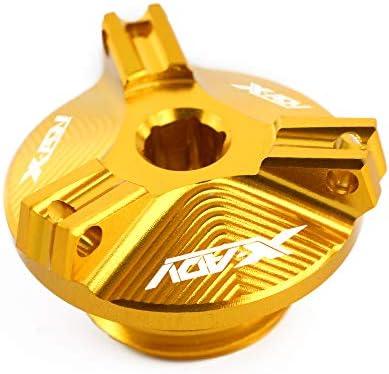 Tap/ón de Drenaje de Aceite Plug Tuercas tornillos para H-O-N-D-A CBR650F CB650F 2014 2015 2016 2017 2018 2019